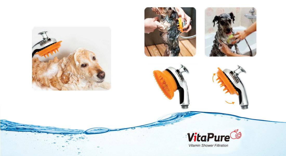 Лечебные душевые лейки для домашних животных Modison Pet