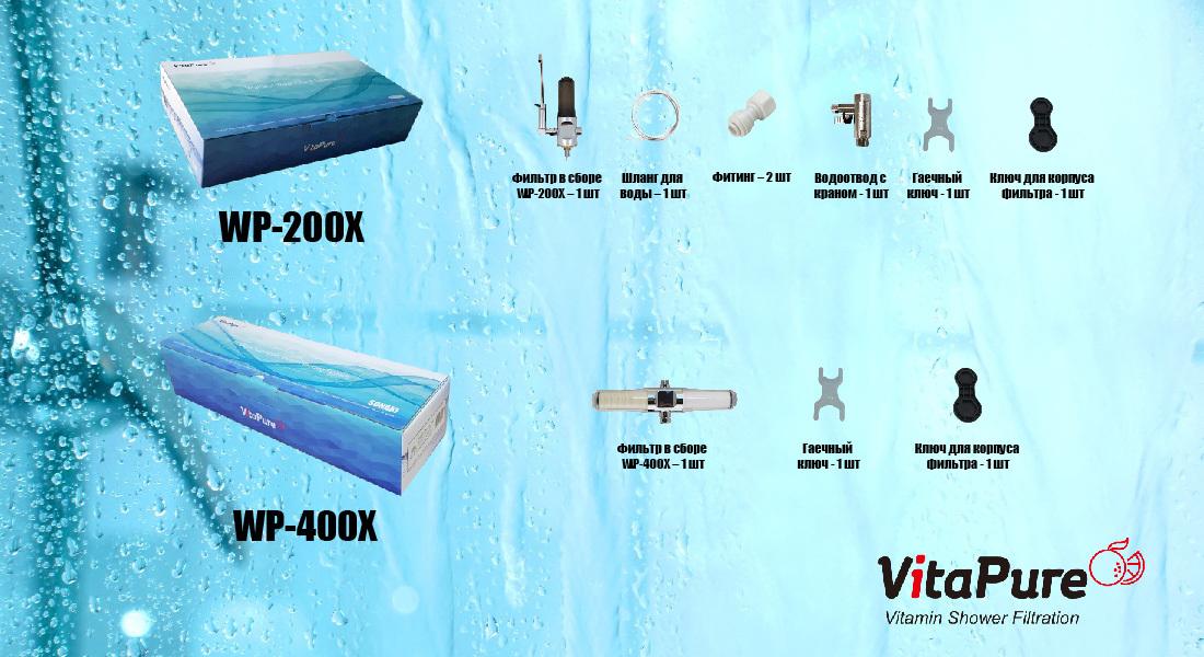 Универсальные фильтры для воды VitaPure для Вашей кухни